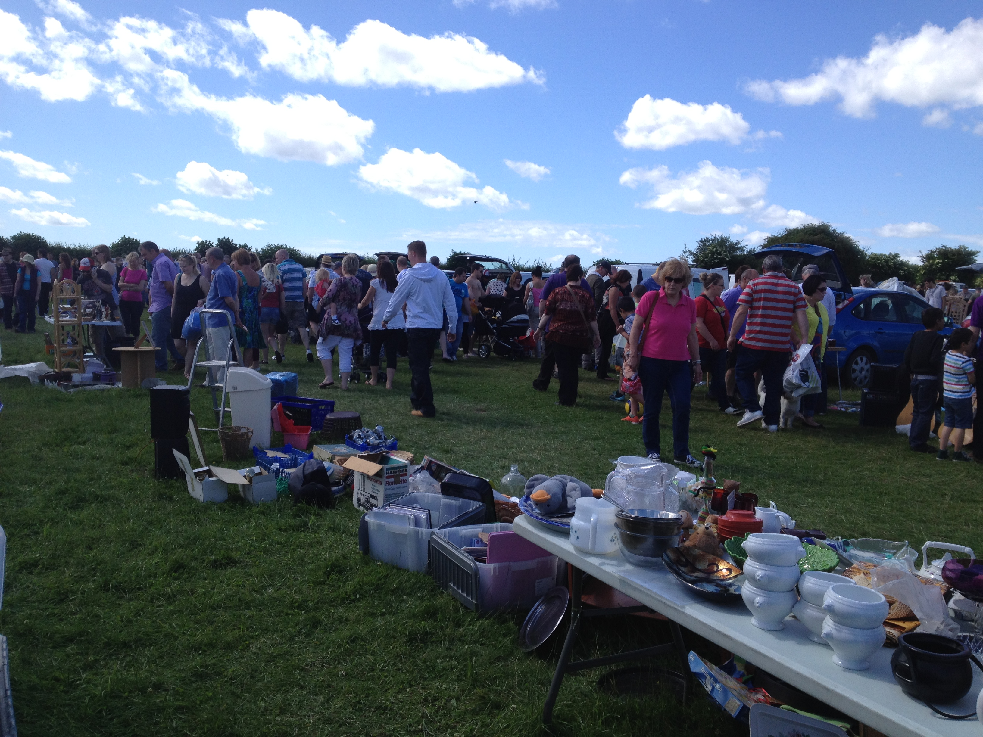 Andover Car Boot Sale
